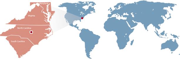 Localized Microscope Service Region and Global Sales