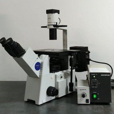Olympus IX51