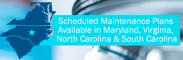 Servicing Maryland, Virginia, North Carolina and South Carolina