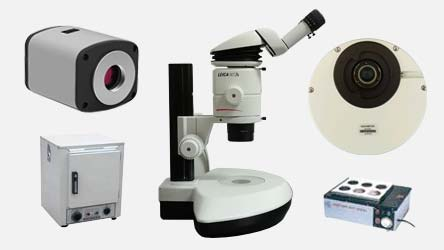 Wide Inventory of Microscopes, Accessories & Parts for